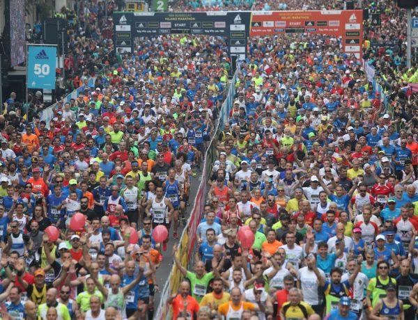 maratona milano La partenza_ph. credits ANSA