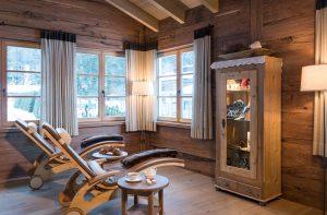 old stube relax panoramic sauna 26m - Bad Moos
