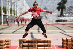 Foto Piero Cruciatti / LaPresse 27-05-2017 Milano, Italia Sport Virgin Active - Urban Obstacle Race a Parco Experience Milano Nella foto: Virgin Active - Urban Obstacle Race a Parco Experience Milano Photo Piero Cruciatti / LaPresse 27-05-2017 Milan, Italy Sport Virgin Active - Urban Obstacle Race at Parco Experience Milano In the photo: Virgin Active - Urban Obstacle Race at Parco Experience Milano
