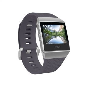 Fitbit Ionic Blue Grey - 1