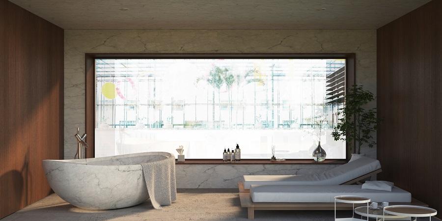 Rendering Pool Suite 2 Terme Merano ok