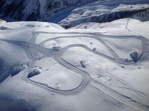 In ciaspole nel cuore del Monte Bianco - Photo Credits: Oscar