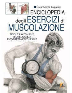 enciclopedia esercizi di muscolazione COVER ok