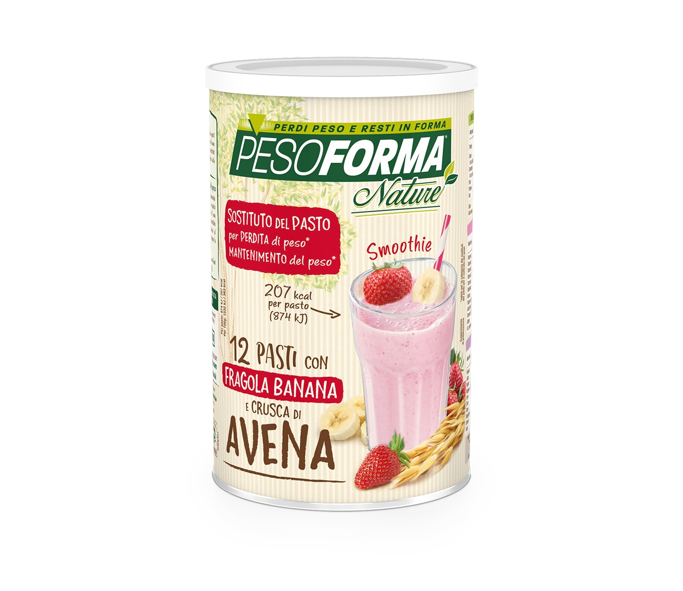 3D PF Nature Smoothie Fragola