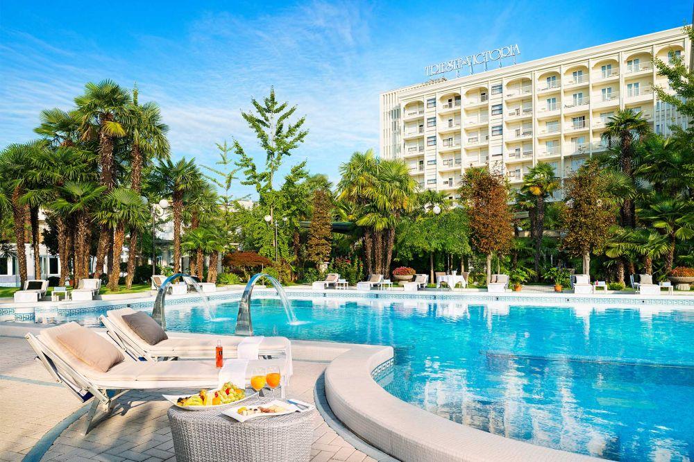 Riapre al benessere il Grand Hotel Trieste & Victoria di ...