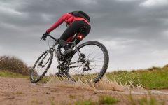 Vodafone Curve Bike light & GPS tracker